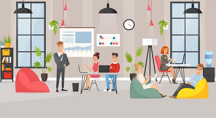 ¿Cómo alcanzar la cohesión de equipos en ambientes digitales?